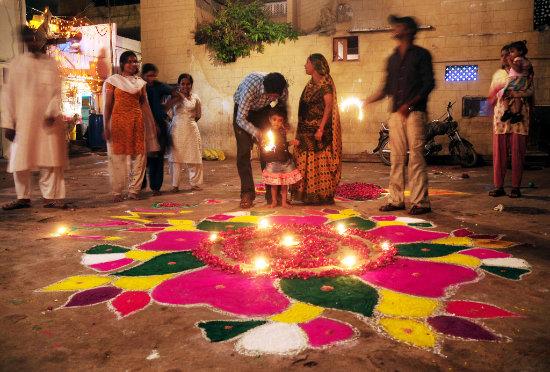 Diwali Festival: Five Days of Diwali   Hazelnut Corner